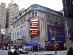 Shubert-Theater am Broadway